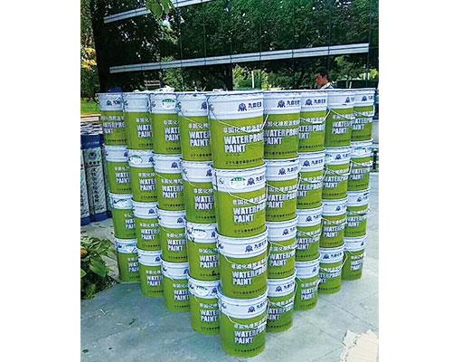 水性聚氨酯防水涂料