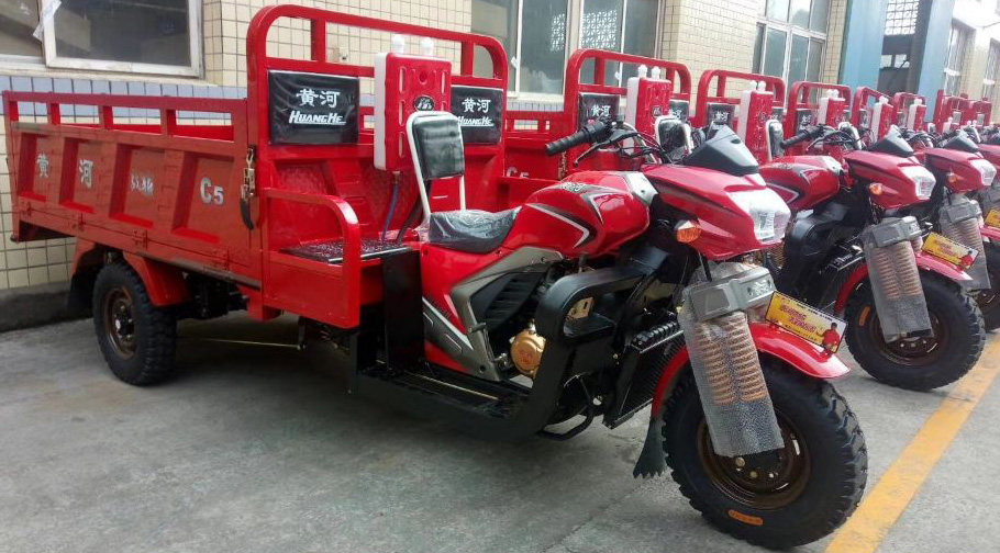 重庆黄河三轮车