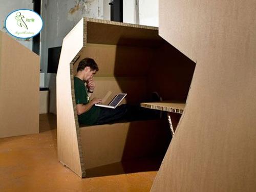 纸蜂窝家具
