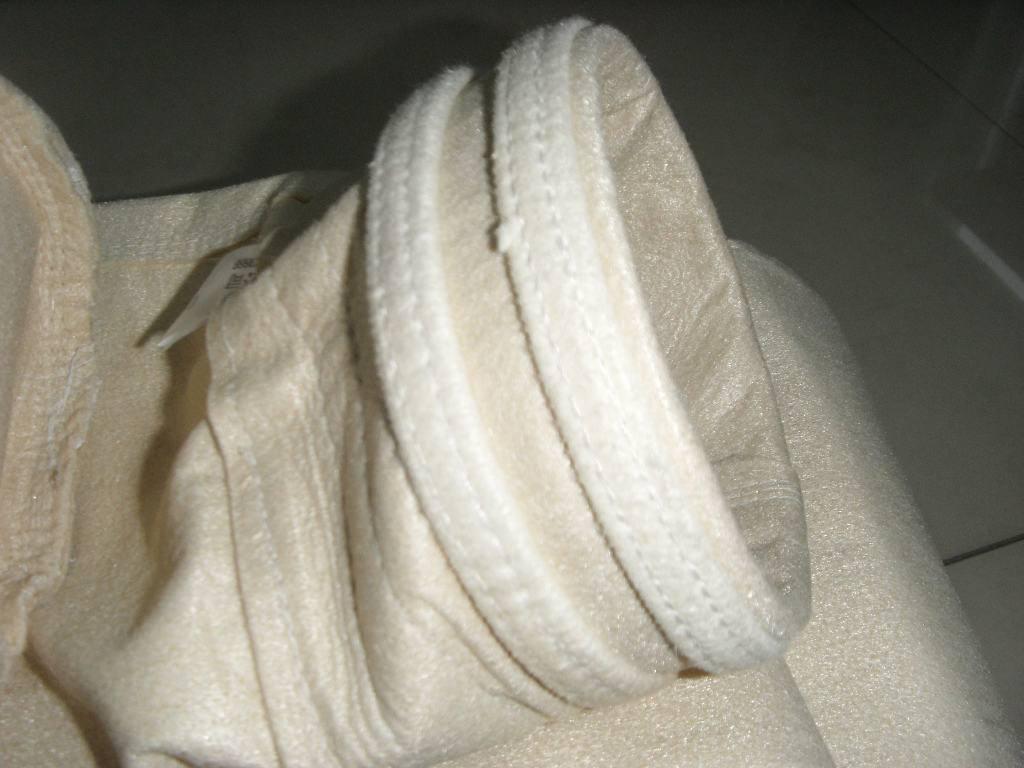 氟美斯耐高温除尘布袋