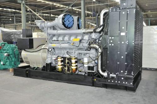 柴油发电机机