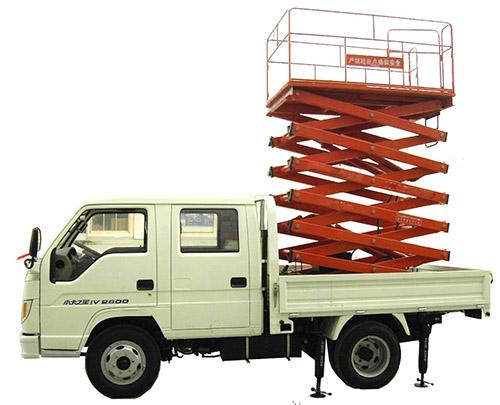 贵州车载式升降机