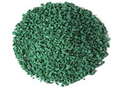 彩色橡膠顆粒