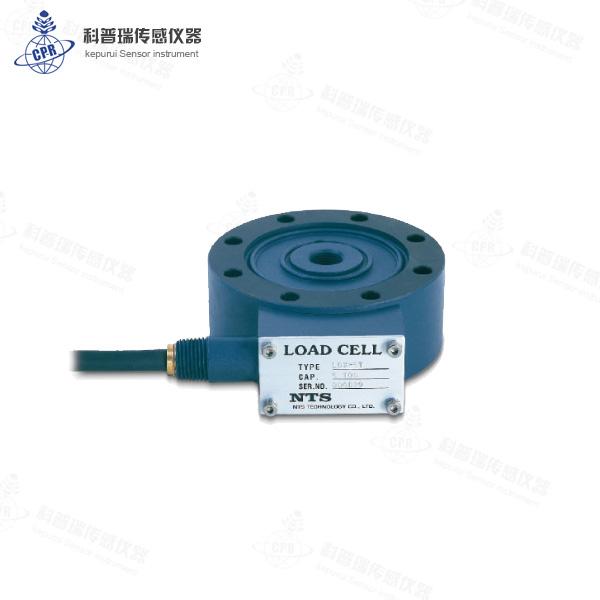 薄型高精度压缩荷重传感器