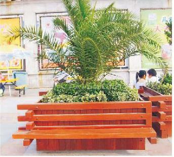 贵州景观花箱