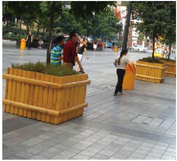 贵州景观花箱厂家