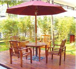 貴陽庭院休閑桌椅