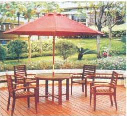 贵州露台休闲桌椅