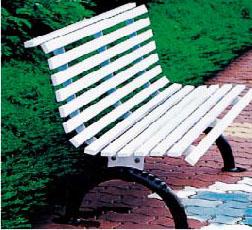 贵阳休闲公园椅