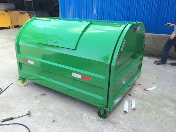 貴陽垃圾箱廠家