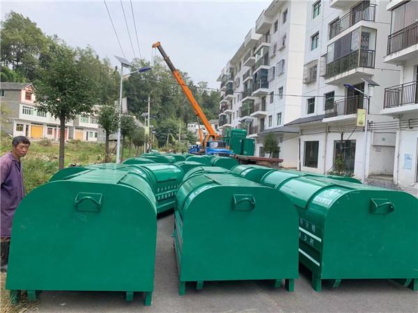 都匀环卫垃圾桶