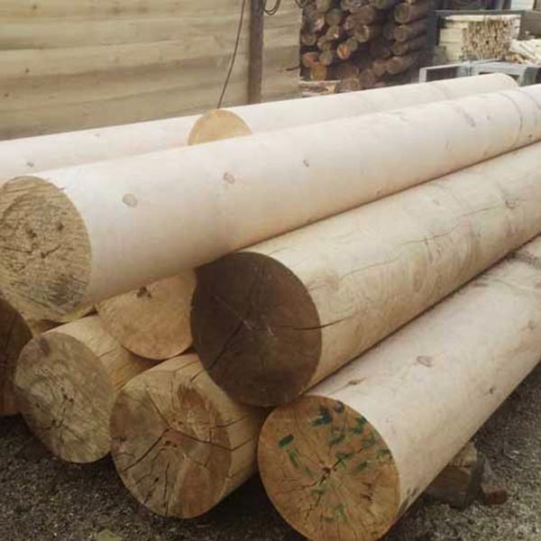 防腐木工程料