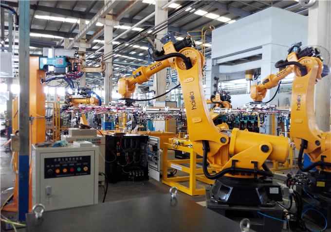 成都机器人焊接工作站
