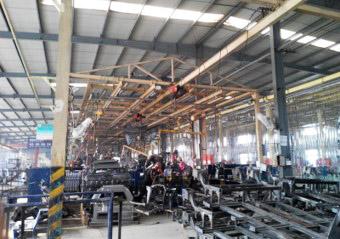 桁架钢结构工程