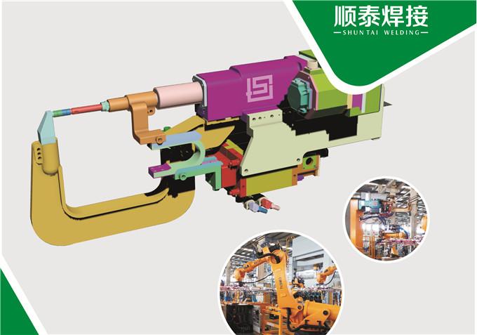 成都機器人焊機