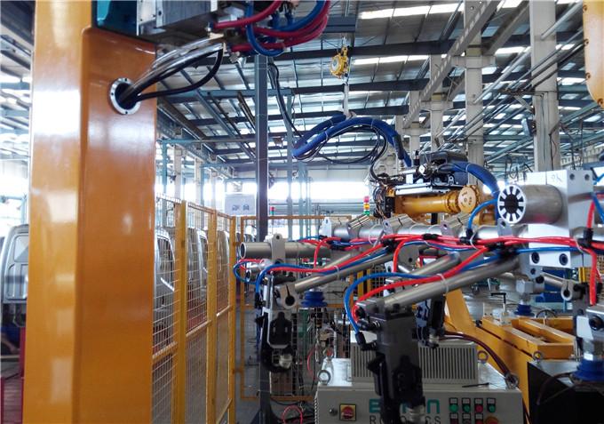 四川机器人焊钳