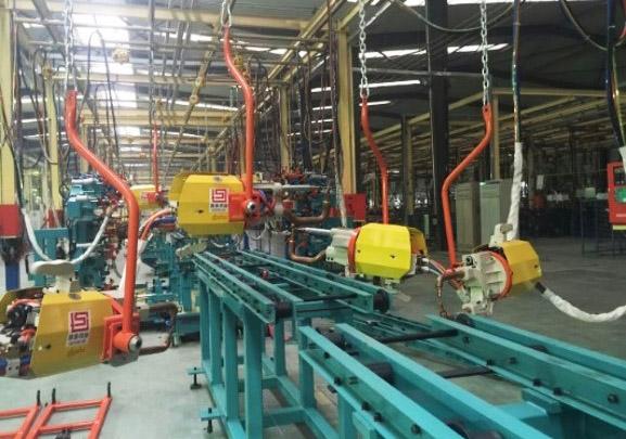 汽車焊裝線廠家