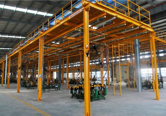 汽車焊裝生產線