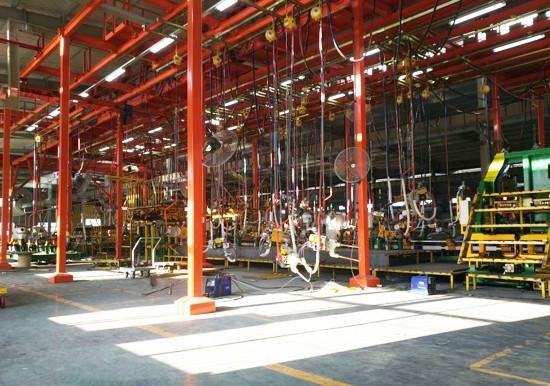 焊装生产线