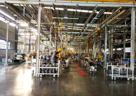 成都汽车焊装厂家
