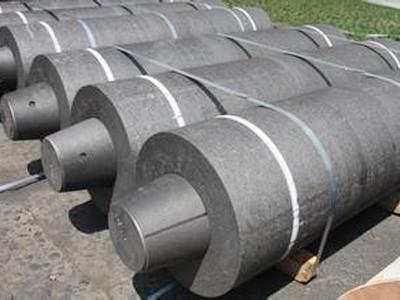 石墨电极生产