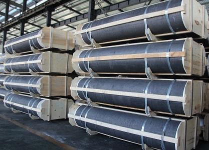 国内钢厂用石墨电极