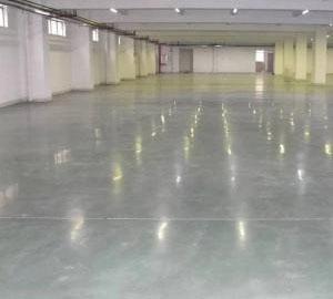 四川混凝土密封固化剂地坪
