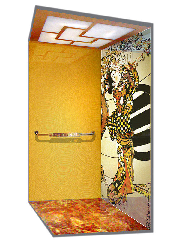 四川別墅電梯安装