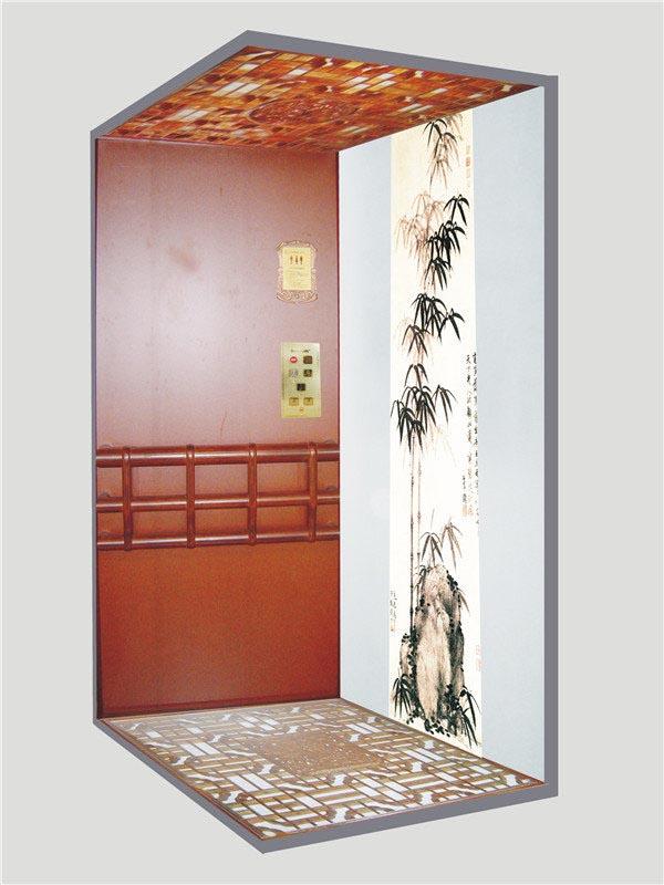 四川别墅电梯公司