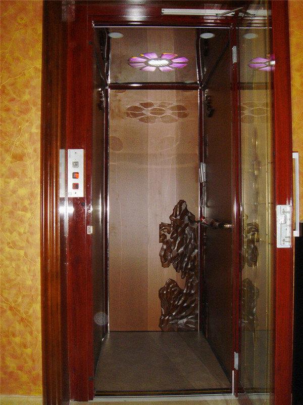 成都别墅电梯安装