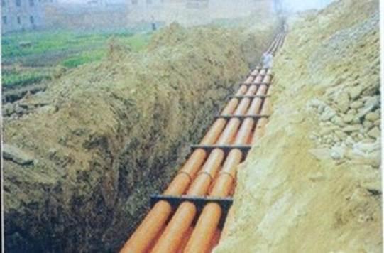 pvc电力管