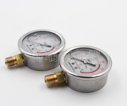 液化气采样器专用压力表
