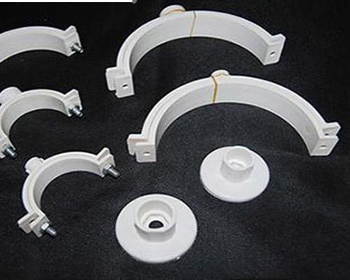 PVC管卡