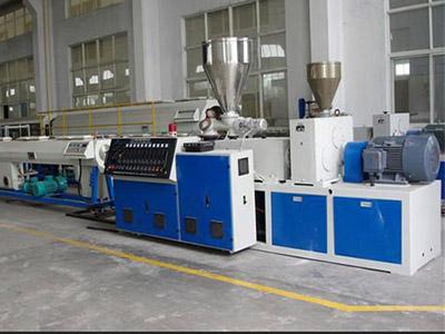 PVC管標準化生產
