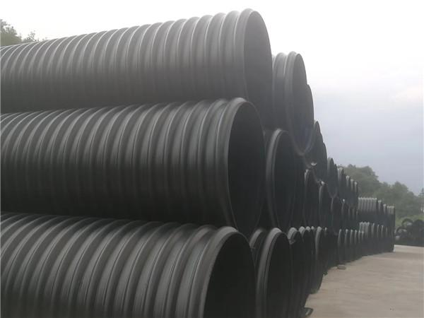 鋼帶增強聚乙烯螺旋波紋管