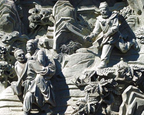 贵阳石材雕塑