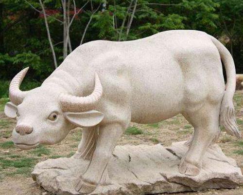 石材雕塑制作