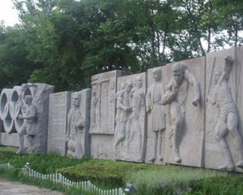 贵州石材景观雕塑