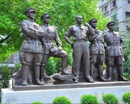 贵阳铸铜雕塑