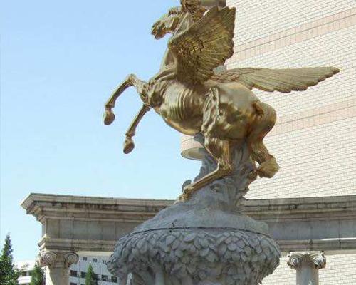 贵阳小区雕塑