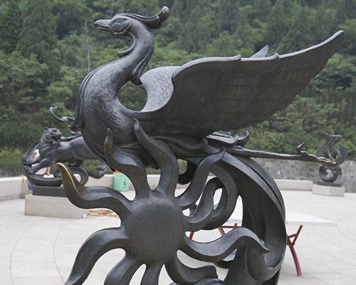 贵阳广场雕塑