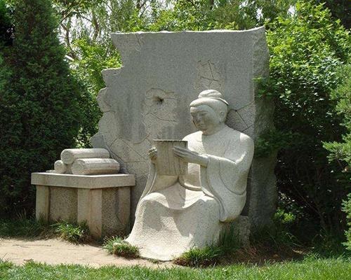 贵州园林雕塑