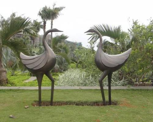 贵阳园林雕塑