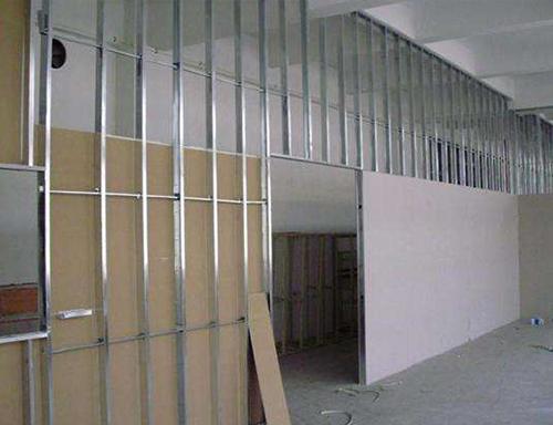 吊顶隔墙厂家