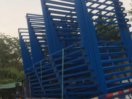 折叠式堆垛架