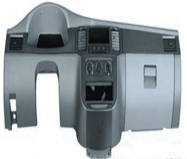 汽车仪表盘塑胶模具