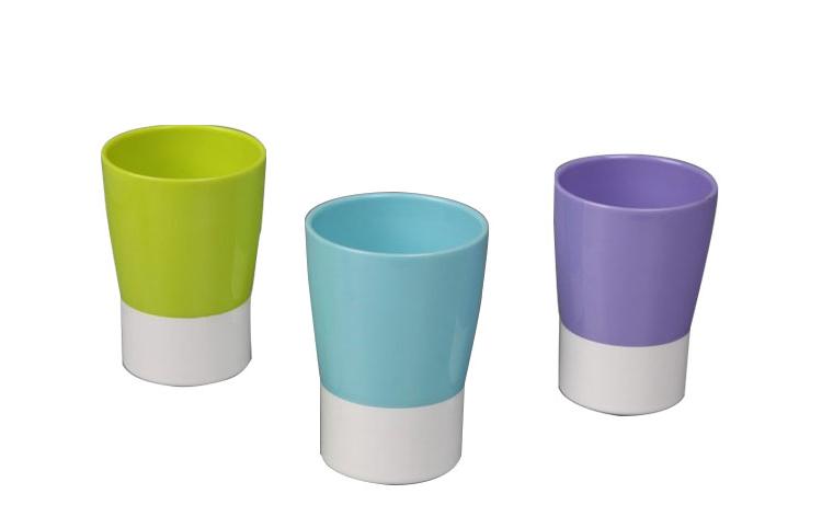 食品级塑料水杯双色注塑加工