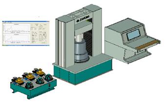 微机控制三轴试验机