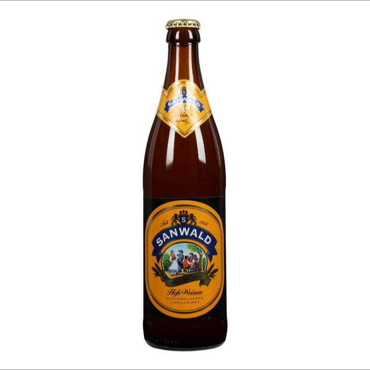 斯图加特白啤瓶装