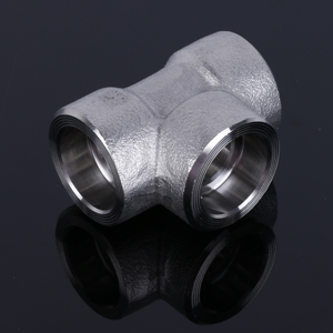 不鏽鋼承插三通